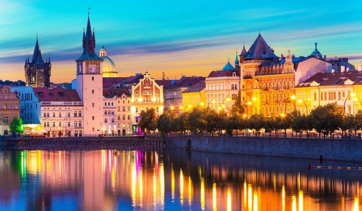 Prague comme vous ne l'avez jamais vu!