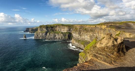 Un road trip au cœur de l'Irlande…